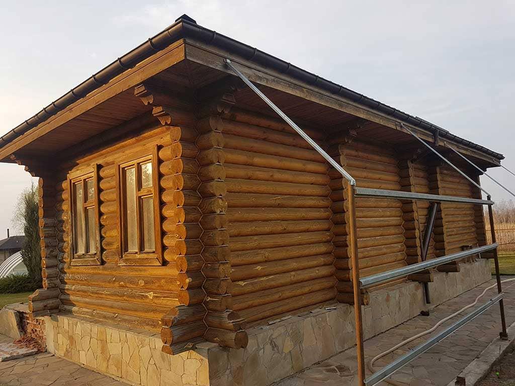 Wooden Evolution: Реставрация дома, бани, беседок (с. Кийлов) - фото 3