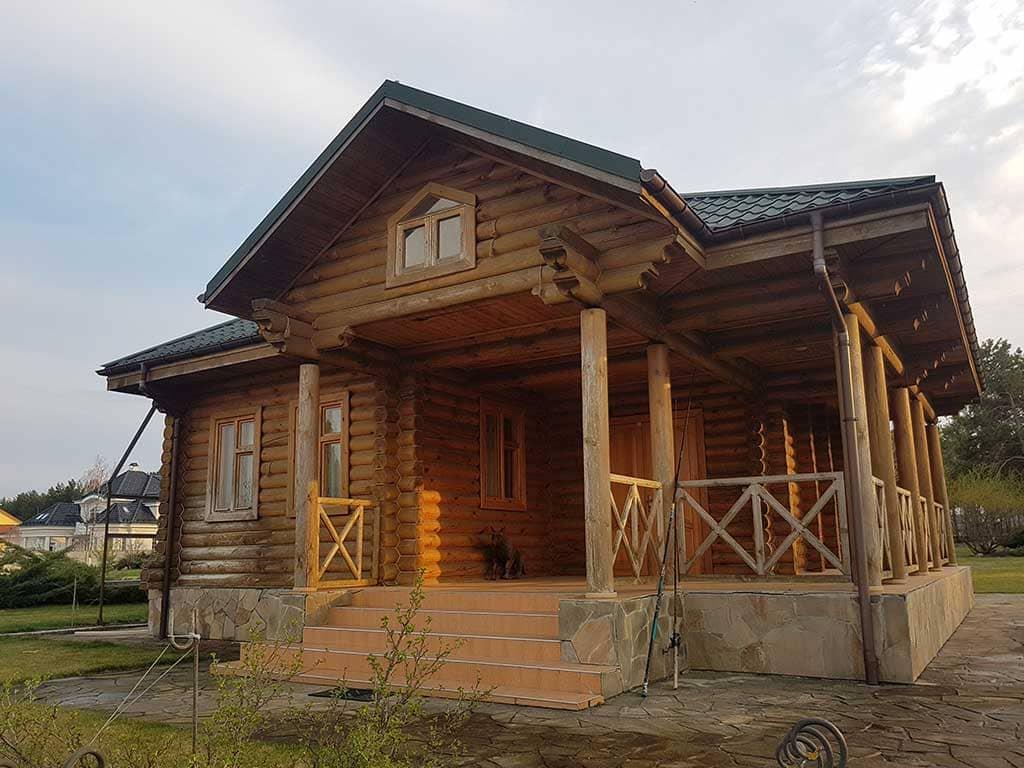 Wooden Evolution: Реставрация дома, бани, беседок (с. Кийлов) - фото 4