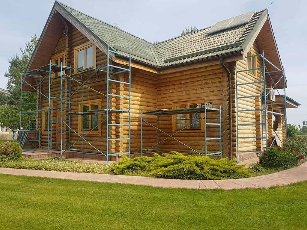 Wooden Evolution: Реставрация дома, бани, беседок (с. Кийлов) - фото 5