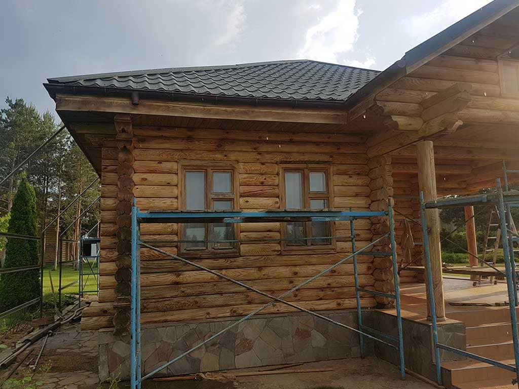 Wooden Evolution: Реставрация дома, бани, беседок (с. Кийлов) - фото 6