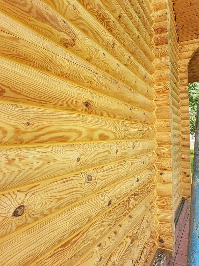 Wooden Evolution: Реставрация дома, бани, беседок (с. Кийлов) - фото 8