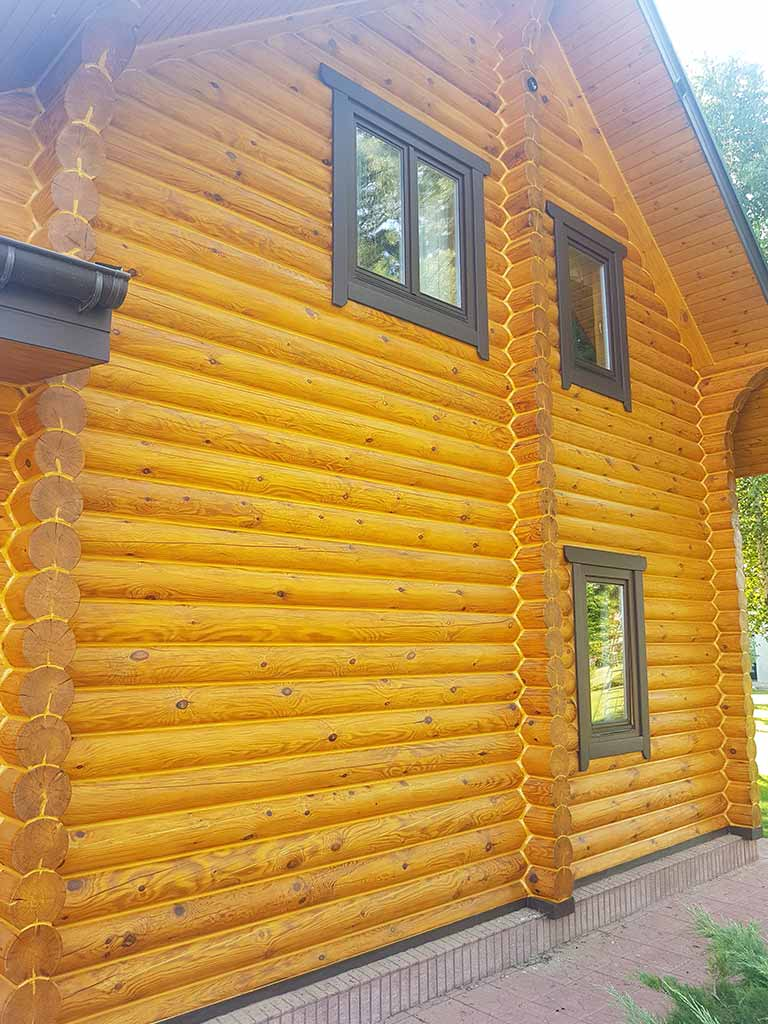 Wooden Evolution: Реставрация дома, бани, беседок (с. Кийлов) - фото 10