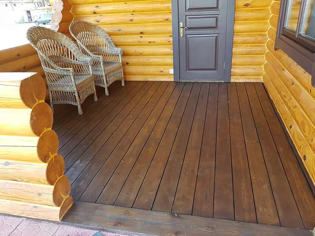 Wooden Evolution: Реставрация дома, бани, беседок (с. Кийлов) - фото 11