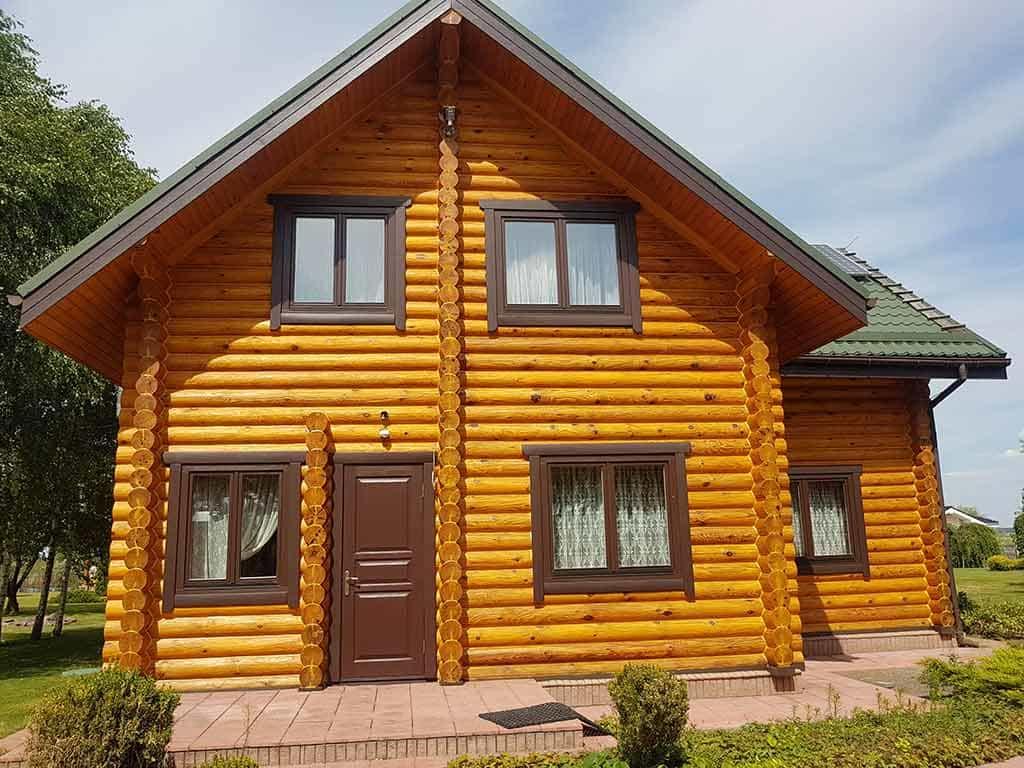 Wooden Evolution: Реставрация дома, бани, беседок (с. Кийлов) - фото 12