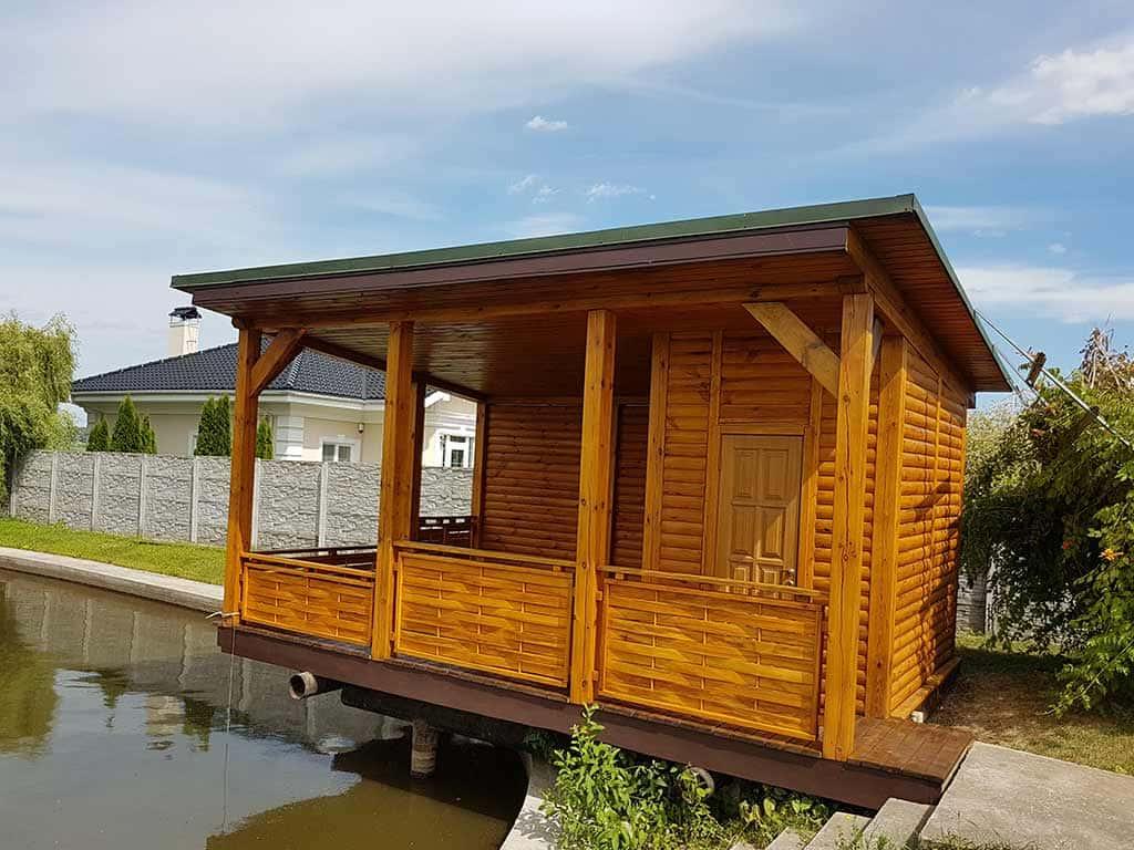 Wooden Evolution: Реставрация дома, бани, беседок (с. Кийлов) - фото 13