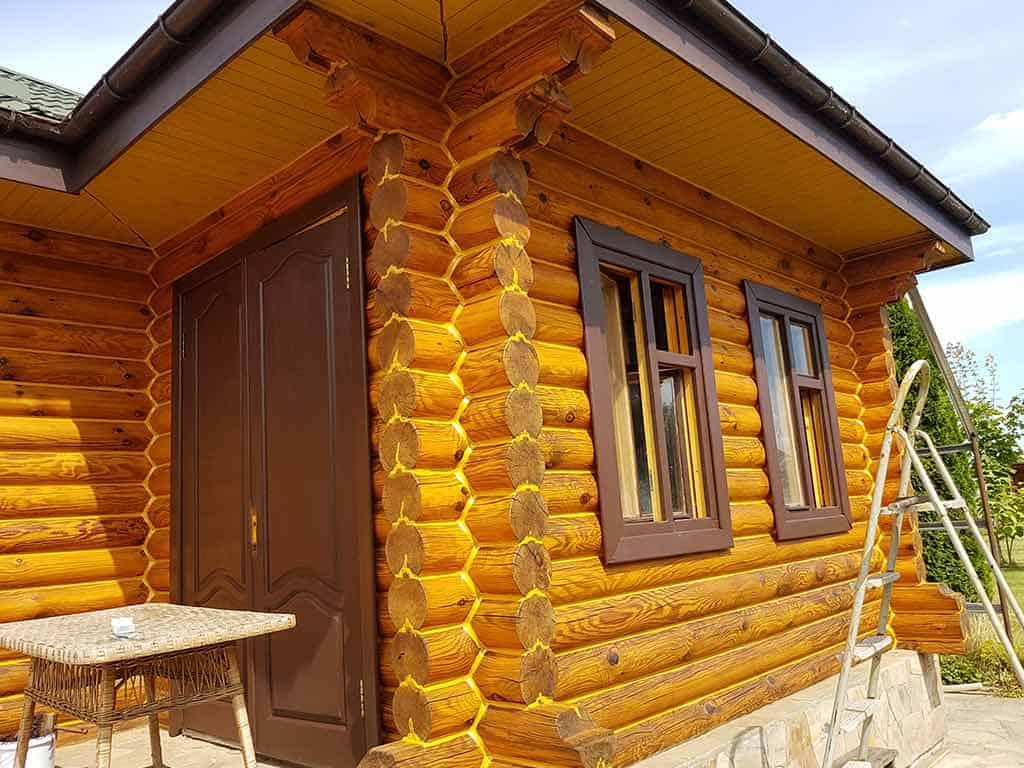 Wooden Evolution: Реставрация дома, бани, беседок (с. Кийлов) - фото 14