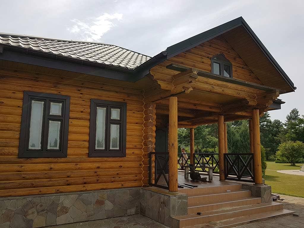 Wooden Evolution: Реставрация дома, бани, беседок (с. Кийлов) - фото 15