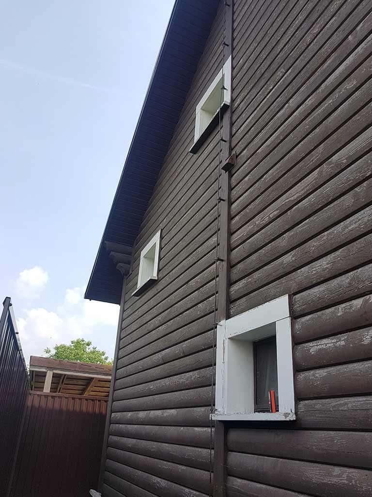 Wooden Evolution: Реставрация дома (с. Круглык) - фото 1