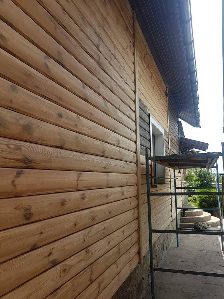 Wooden Evolution: Реставрация дома (с. Круглык) - фото 5