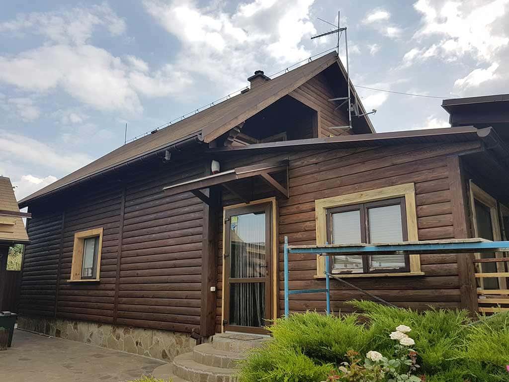 Wooden Evolution: Реставрация дома (с. Круглык) - фото 8