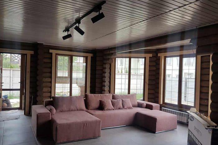 Wooden Evolution: Реставрационные и отделочные работы внутри дома (садовое общество «Ландыш») - фото 14