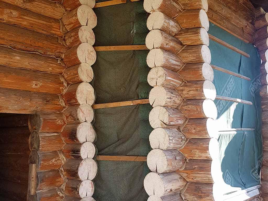Wooden Evolution: Наружные работы (Музычи) - фото 1
