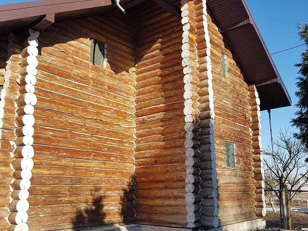Wooden Evolution: Наружные работы (Музычи) - фото 3