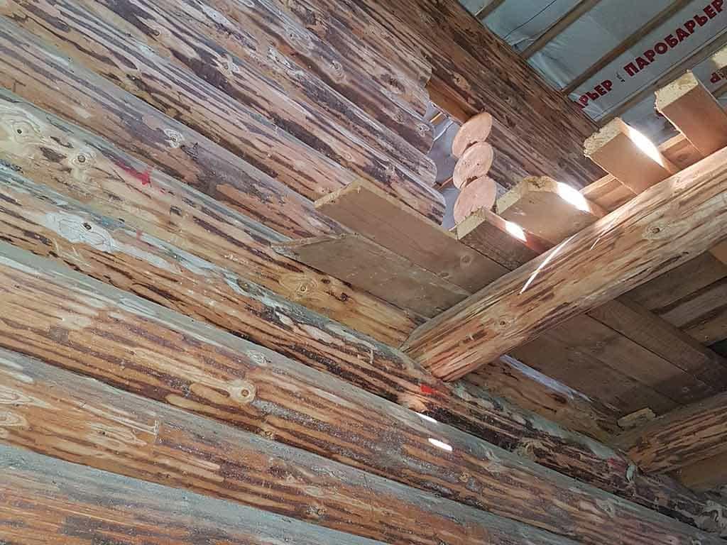 Wooden Evolution: Внутренние работы (Музычи) - фото 2