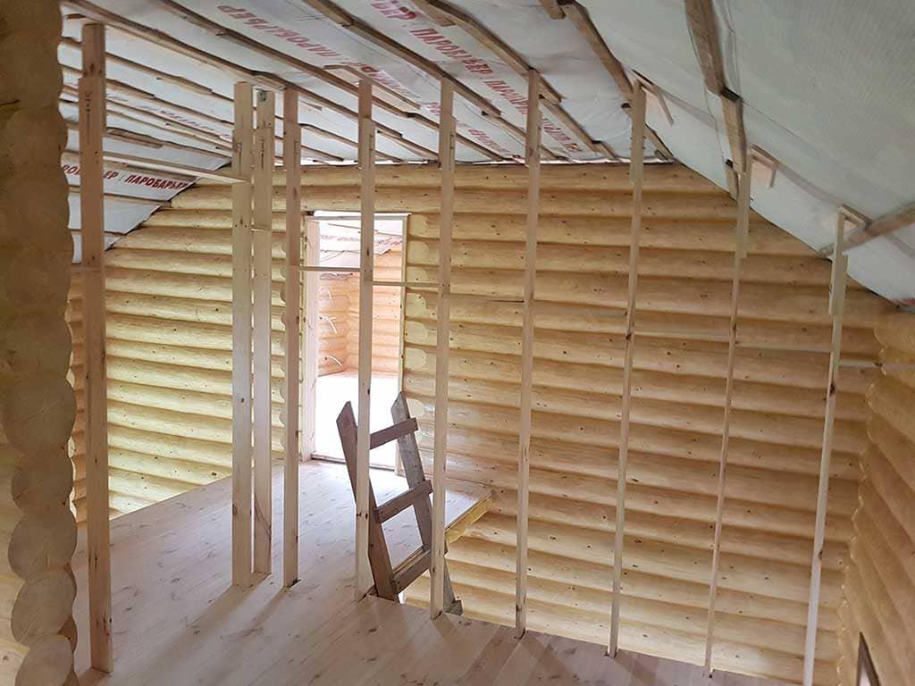 Wooden Evolution: Внутренние работы (Музычи) - фото 21
