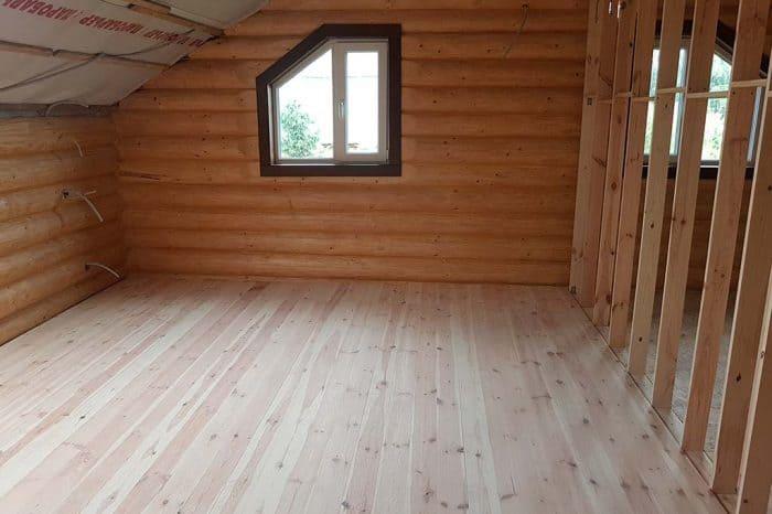 Wooden Evolution: Внутренние работы (Музычи) - фото 24