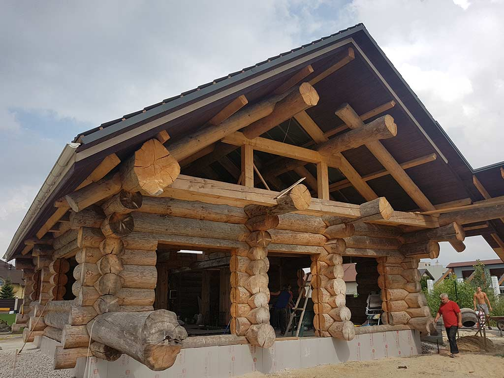 Wooden Evolution: Реставрация фасада (Осокорки) - фото 1