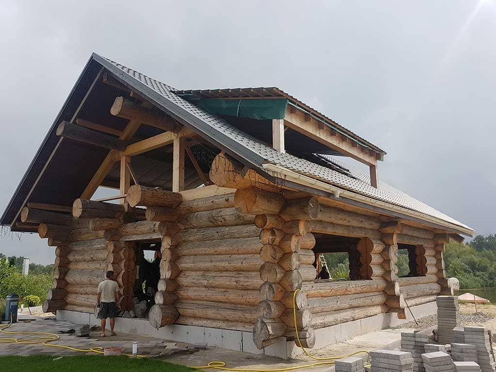 Wooden Evolution: Реставрация фасада (Осокорки) - фото 2