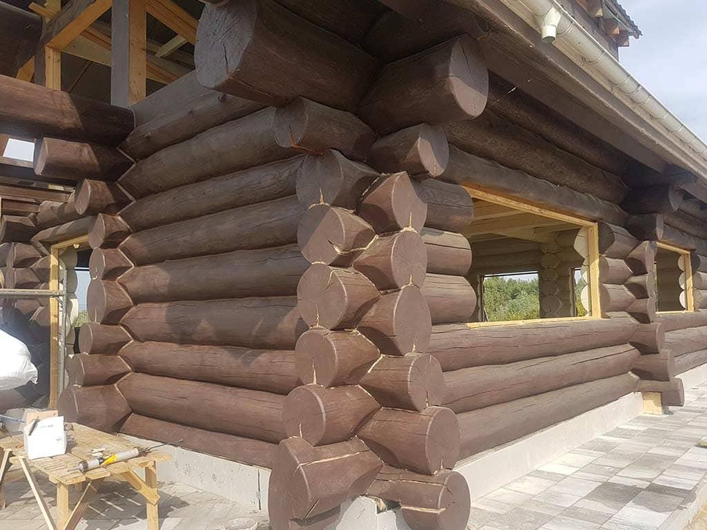 Wooden Evolution: Реставрация фасада (Осокорки) - фото 10