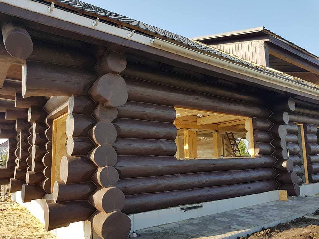 Wooden Evolution: Реставрация фасада (Осокорки) - фото 11