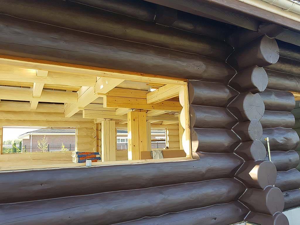 Wooden Evolution: Реставрация фасада (Осокорки) - фото 12