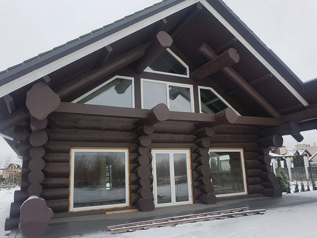 Wooden Evolution: Реставрация фасада (Осокорки) - фото 13