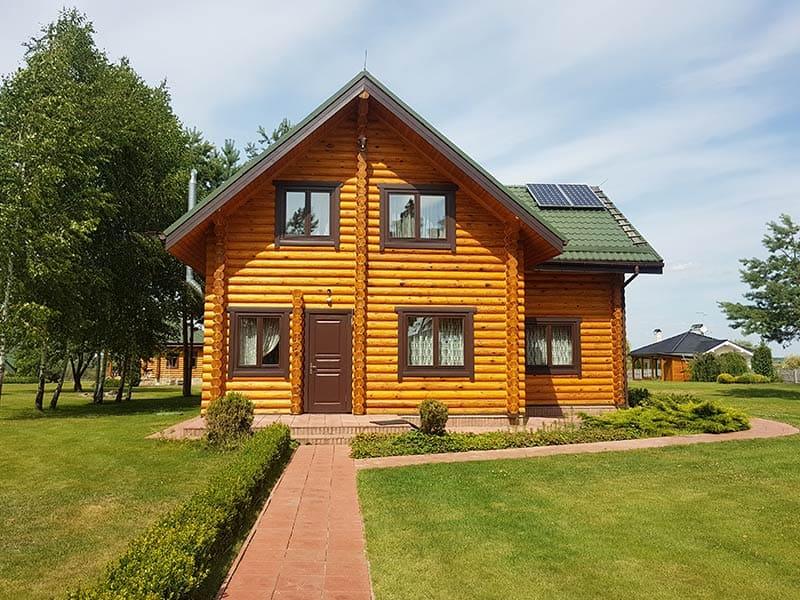 Wooden Evolution: Реставрация деревянных домов (фото на главную)