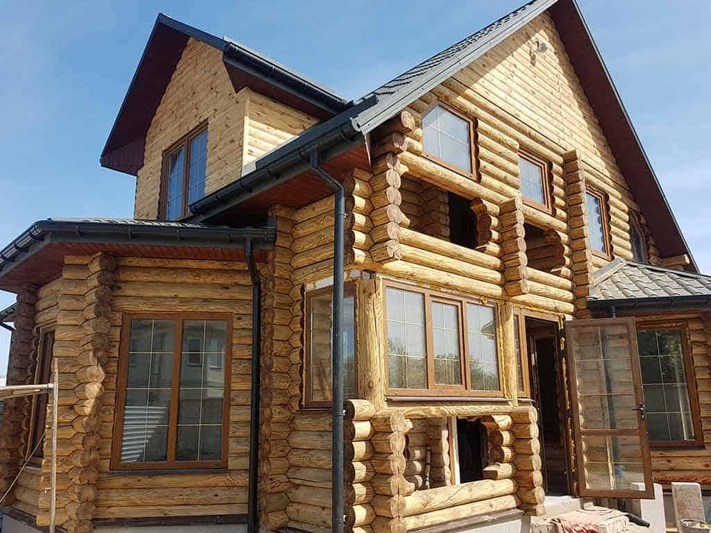 Wooden Evolution: Реставрация фасада дома (садовое общество «Ландыш») - фото 5