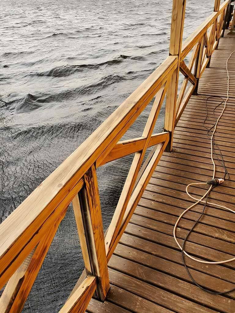 Золоче: реставрация дома на воде (фото 8)