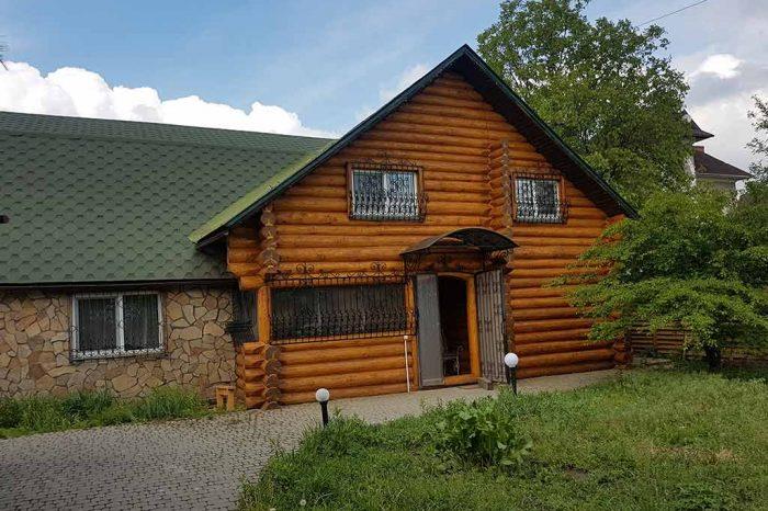 Wooden Evolution: Реставрация фасада дома (Осокорки) - фото 9